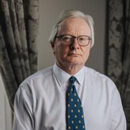 The Hon. Alan Mahon (r'td.) Panellist